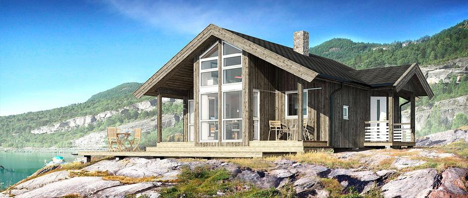 Kjent Vestfjord Panorama Vi tilbyr nøkkelferdige hytter - Vestfjord Panorama #RZ-96